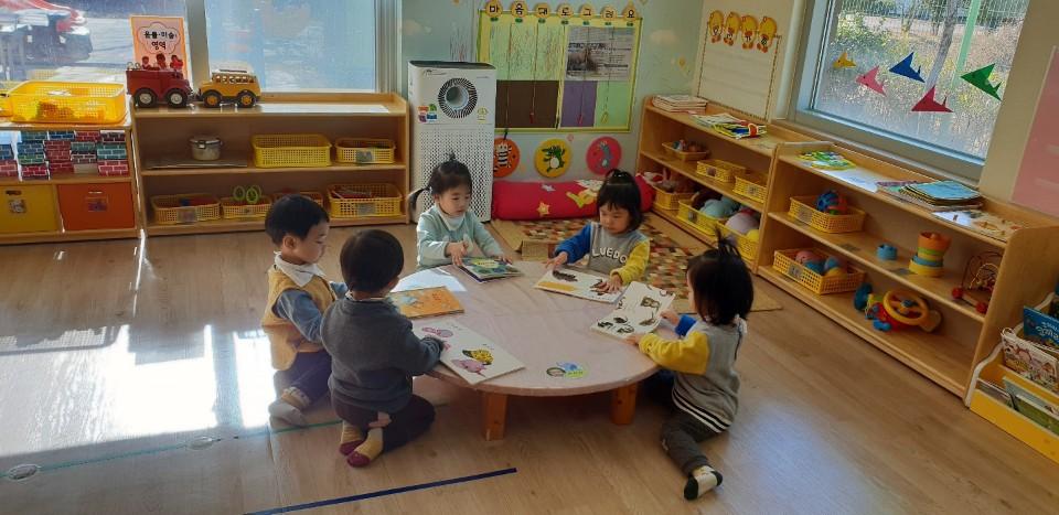 의령군 어리이집 보육환경 개선